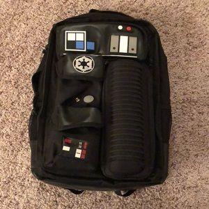 Star Wars Darth Vader chestplate backpack